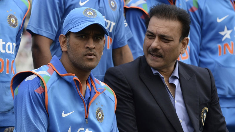 If Dhoni Wants To Come Back That S For Him To Decide Says Ravi Shastri