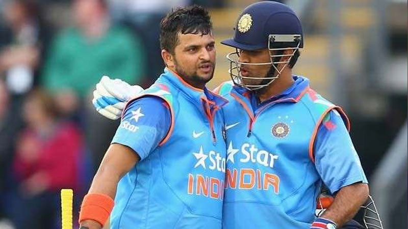 MS Dhoni and Suresh Rainas name also Surfaced in shakins match Fixing Case
