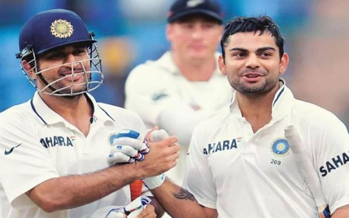 MS Dhoni Is First Indian Cricketer Who Scored 206 Runs On A Single Day In Test As Indian Captian