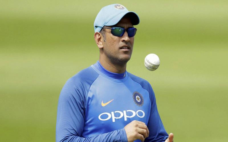 icc world cup 2019 ms dhoni is enough for australian team