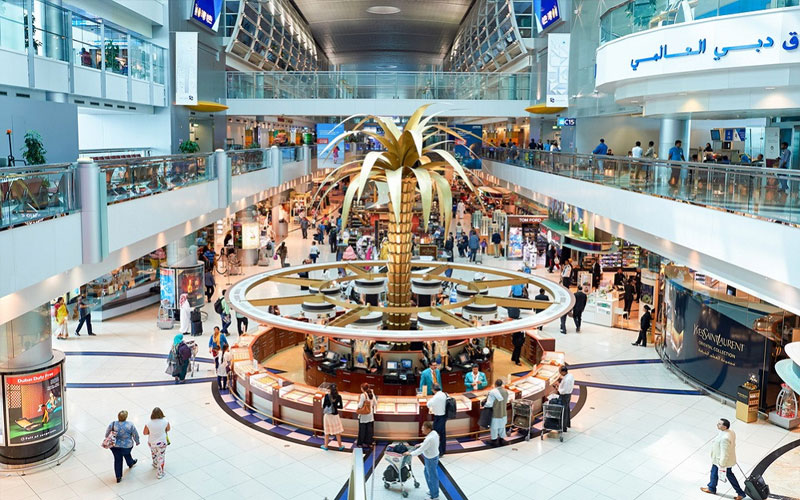 Transactions In Rupees Will Now Be Made In Dubai At Dubai Airports