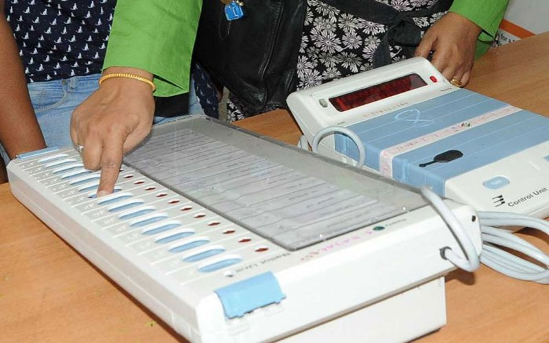 election-commission-dismisses-tmc-charges-that-bjp-party-name-appears-on-evm-ballot-papers-next-to-symbol