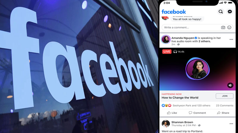 facebook new feature may launch soon live audio feature here you know what special experience