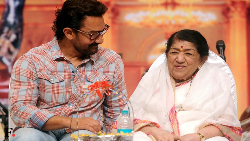 Amitabh, Lata Mangeshkar And Aamir Khan Donations Cm Relief Fund For Maharashtra Floods