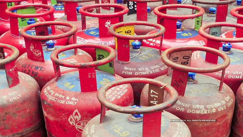 lpg gas cylinder and cng price increased from 1 september