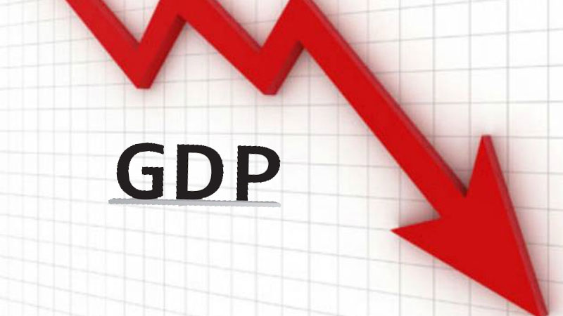 India economy grows slowest GDP bangladesh nepal pakistan china