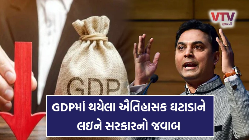 GDP fall cea subramanian says India witnessing V shaped recovery