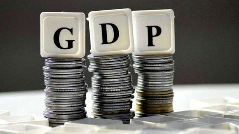 India ratings cut GDP forecast to 6.7 percent from earlier estimate of 7.3 percent