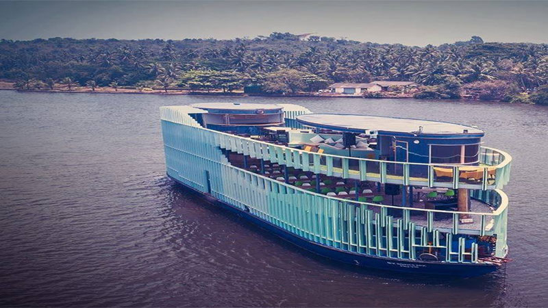 For New Year Party Plan Tour At Goa Cruise In December