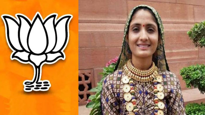 Gita Rabari reacted to joining BJP