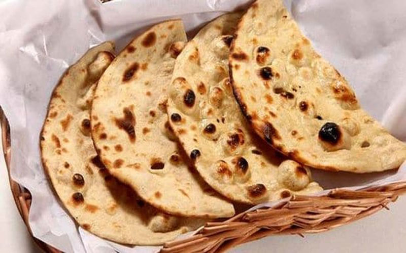 benefits-of-eating-ghee-on-chapati-roti-phulka