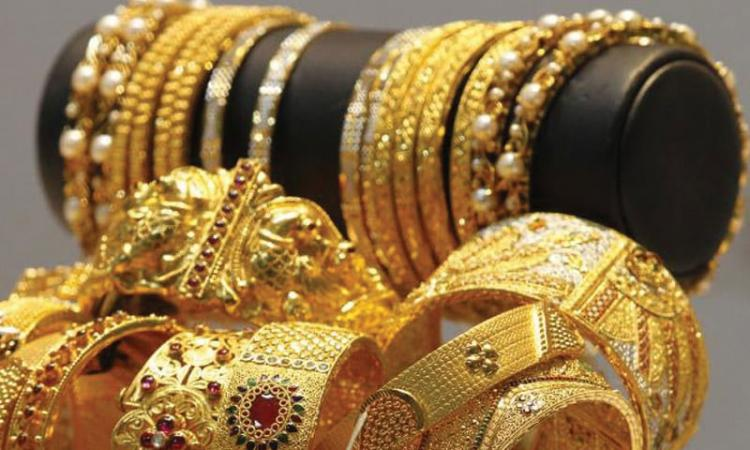gold price today set new record  10 gm 24 carat gold sold on 48300 in bullion market on 22 june 2020