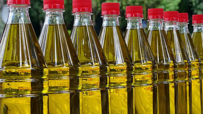 after festival Ground nuts oil price down