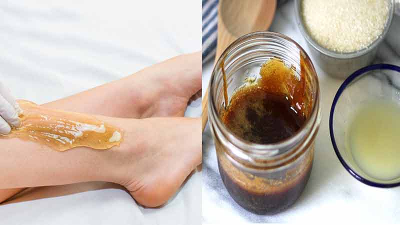 Beauty Tips at home for woman how to make wax at home