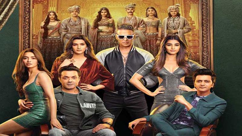 Movie Review of Akshay, Riteish and Kriti starrer Housefull 4