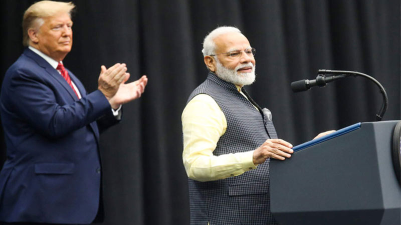 Know Who Is Behind The Howdy Modi Event In Houston America
