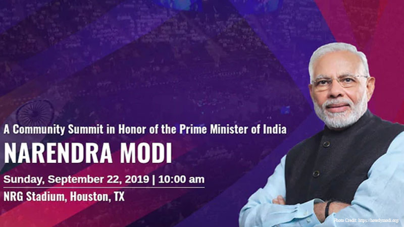 Howdy Modi meaning event date timing know everything about PM modi programme in Houston