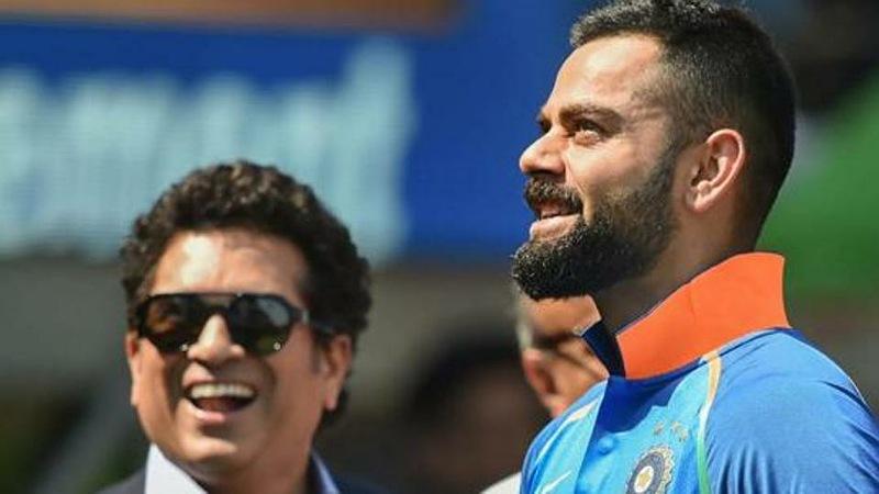 virat kohli sachin tendulkar record india vs australia century record