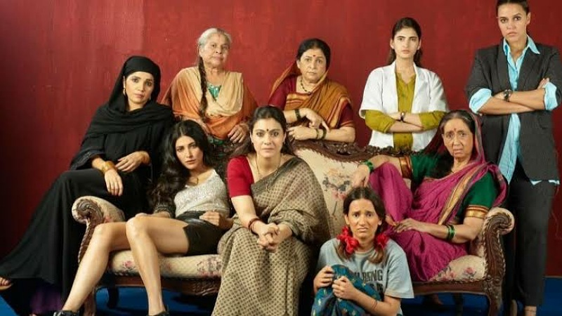 Kajol's first short film 'Devi' shot in just two day talking about women issue