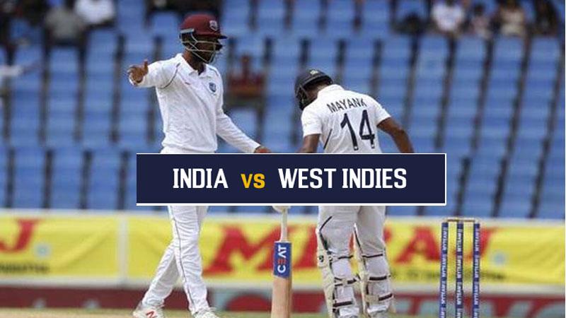 5 years in test cricket indian top order collapse mayank agrawal cheteshwar pujara virat kohli loses wicket