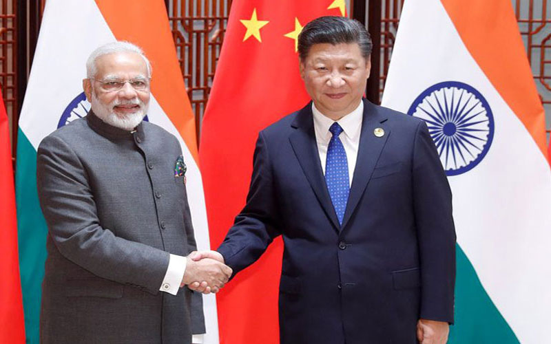 Where india and china are on the same page and against US