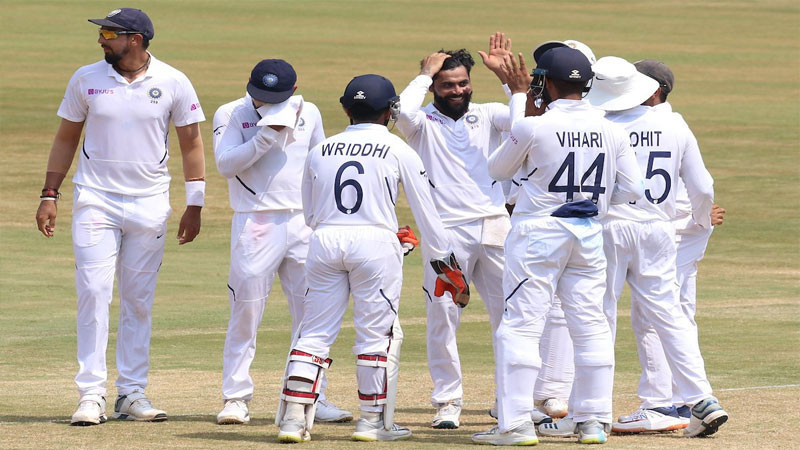 | IND vs SA: 1st Test. It's all over! India won by 203 runs