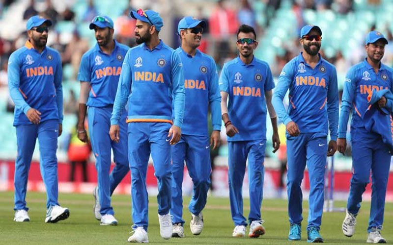 india to play against new zeeland in first semi final of world cup 2019