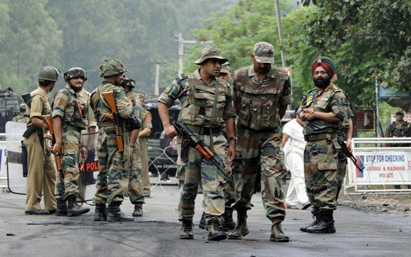 Jammu And Kashmir: National terrorist are using made in China steel bullets