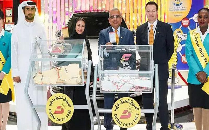 2 indian expats win 1 million in Dubai raffle
