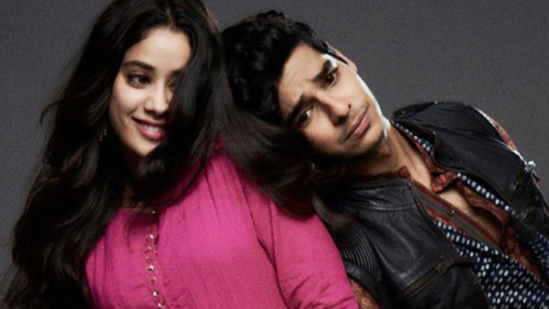 Janhvi Kapoor and Ishaan Khatter break up for professional reasons