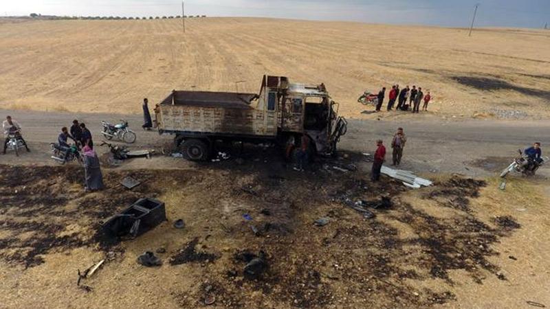 ISIS top spokesman killed in suspected US airstrike