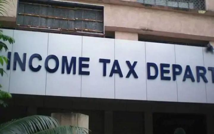 Income Tax department raids, raids on Dainik Bhaskar Group's offices across the country, including Ahmedabad