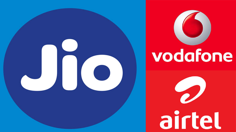 Reliance Jio vs Airtel vs Vodafone Idea: New recharge plans compared