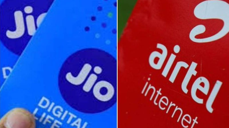 Reliance Jio Vs Airtel Know Who Is Offering Best Plan With Daily 1gb Data