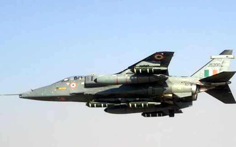 Jaguar hits a bird in Ambala, pilot drops fuel tanks