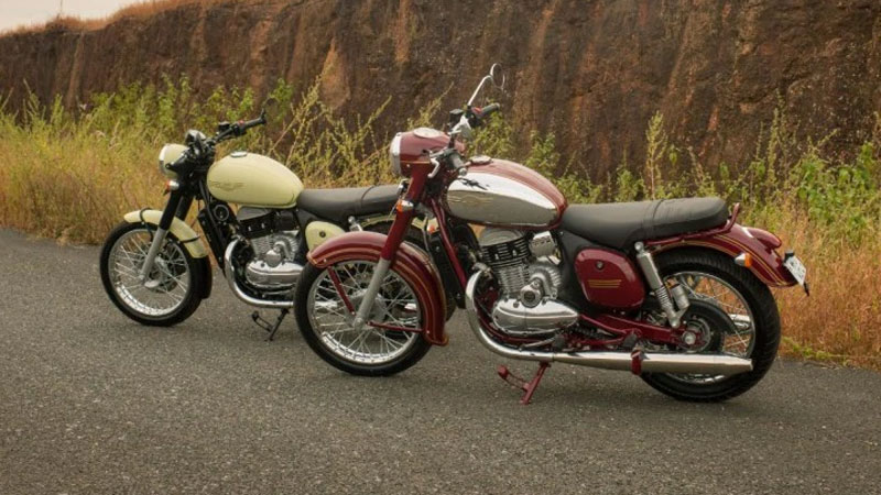 Jawa Motorcycle waiting Period reached 8 months, people looking for delivery and want to see bike on road