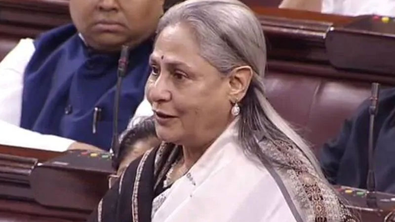 Hyderabad Rape Murder Case Jaya Bachchan said in Rajya Sabha The rapists should be handed over to the crowd
