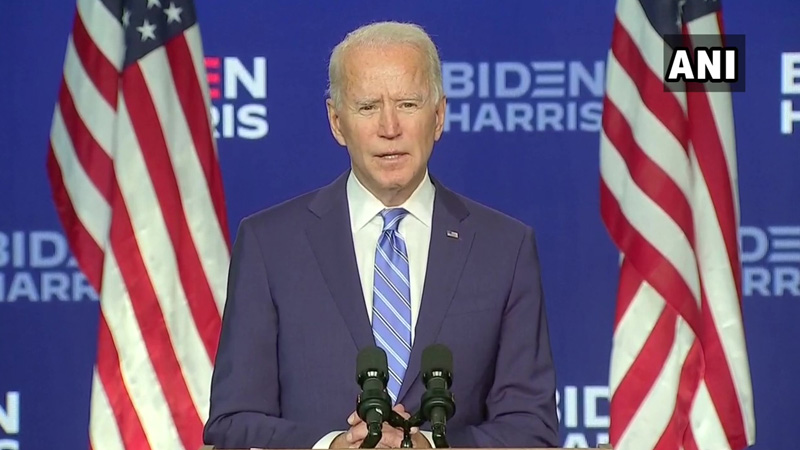 america us president elect joe biden says pledge to be a president who seeks not to divide but unify