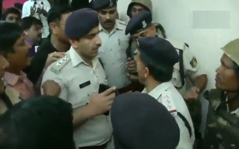 Madhya Pradesh Police, CRPF engage in scuffle as Income Tax raids on Kamal Nath-linked properties continue