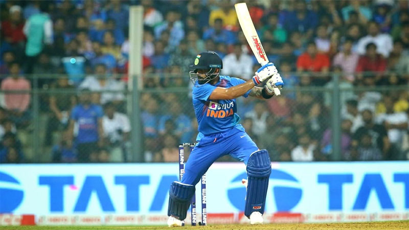 Rohit Sharma named ICC ODI Cricketer of the Year Virat Kohli wins spirit of cricket award