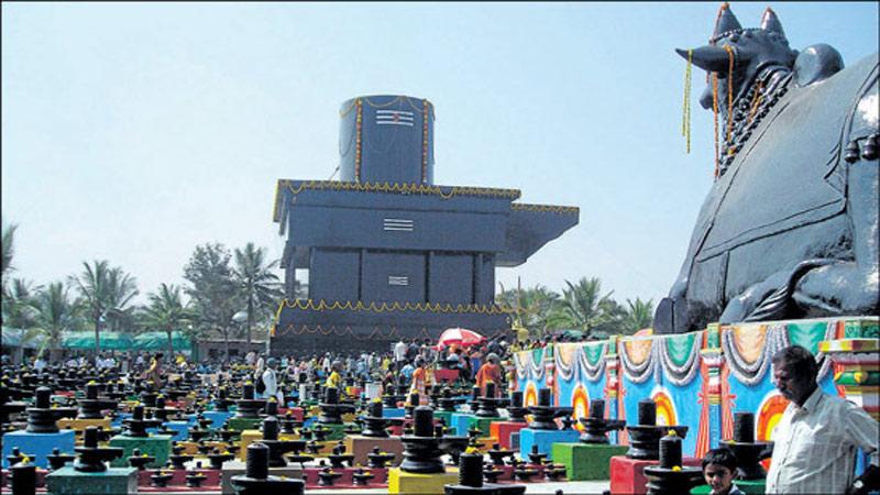 Visit multiple shivling temple at Karnataka, kotalisinghwara temple has one crore shivling