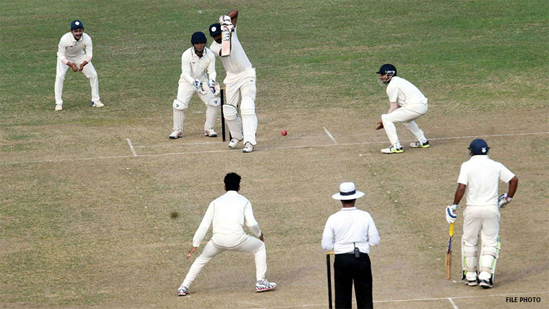 players from ladakh can represent jk for now in ranji says vinod rai