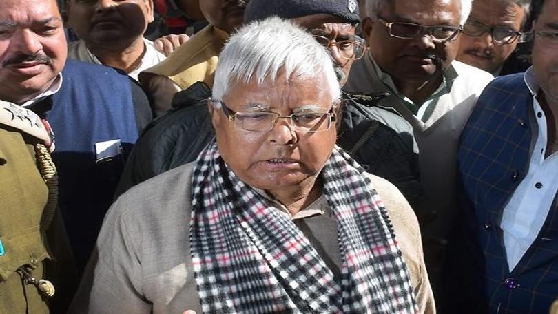 Jharkhand High Court Grants Bail to Lalu Prasad Yadav in Fodder Scam
