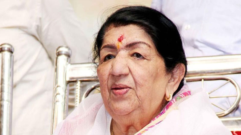 Lata Mangeshkar to be honored with Daughter of the Nation title By Government Of India