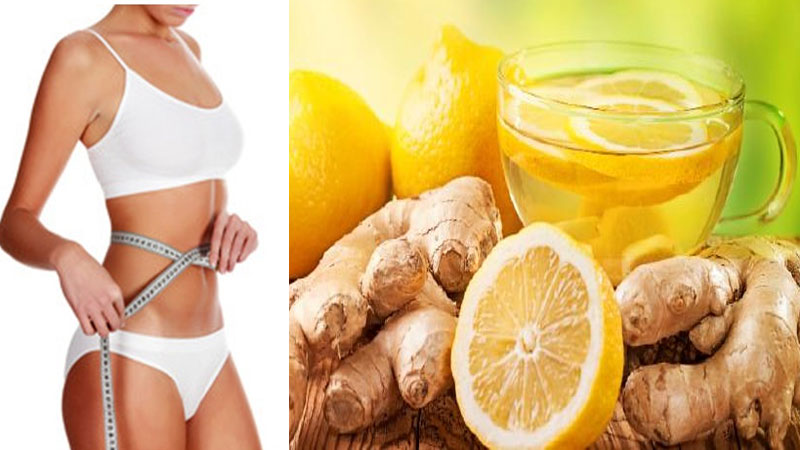 Lemon juice ginger juice honey drink loss weight 6 kgs in 1 week at home
