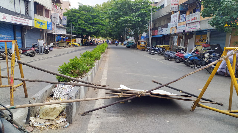 covid 19 assam 12 hour night curfew from friday 14 days in guwahati complete lockdown