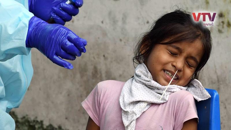 surprising revelation in survey 50 percent of children in mumbai are corona positive