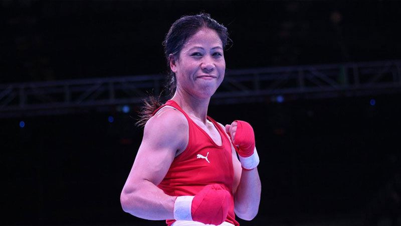 Women World Boxing Championships Mary Kom And All Indian Boxers Match Updates