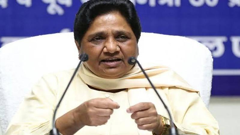 mayawati attacks congress on punjab new chief minister charanjit singh channi dalit cm