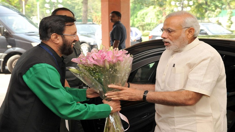 Union Minister Prakash Javadekar Said PM Modi is good communicator
